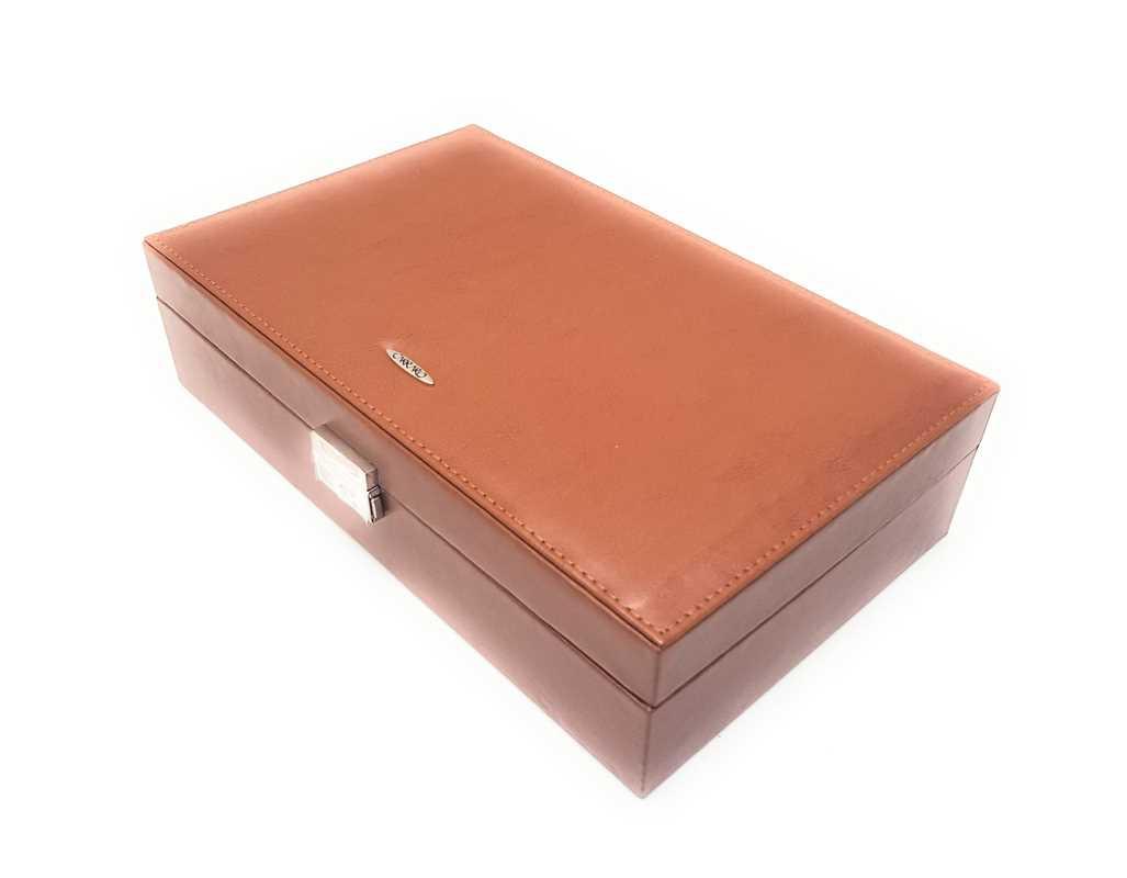 Porta orologi 12 posti box - Porta orologi uomo ...