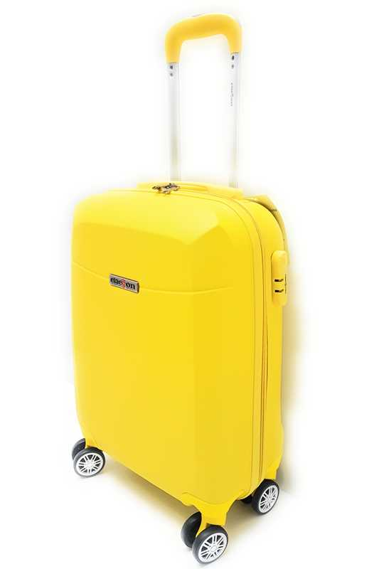 Trolley Bagaglio a mano Idoneo Priority  Ryanair 8 ruote ABS Clacson cm.55x40x20